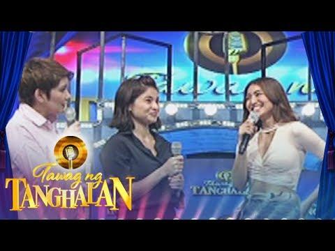 Tawag Ng Tanghalan: Nadine as FHM