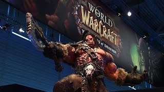 Warlords of Draenor Cinematic Reveal at Gamescom 2014