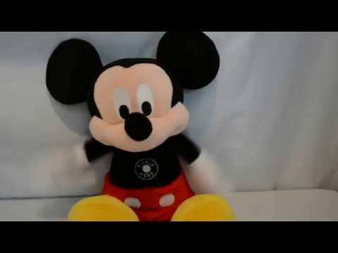 Hallmark Mickey Mouse Sound & Motion