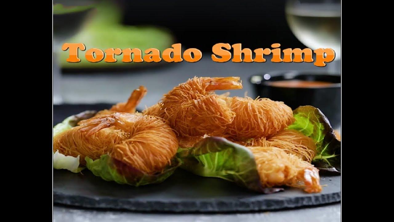 How to Cook Delicious Tornado Shrimp