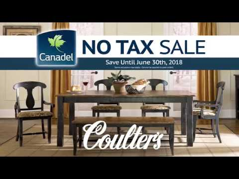 Incroyable Canadel No Tax Sale   June 2018   Coulteru0027s Furniture