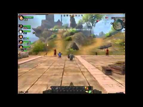 Warhammer Online Age og reckoning GamePlay