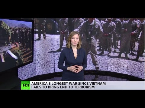 '16 years, same tactics': America's longest war since Vietnam fails to bring end to terrorism