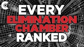 Every WWE Elimination Chamber Match Ranked From Worst To Best