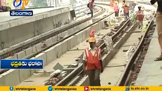 Hyderabad Metro Rail | Gets Safety Authorization from CMRS