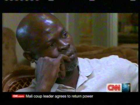 Djimon Hounsou interview on CNN African Voices