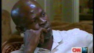 Djimon Hounsou interview on CNN African Voices