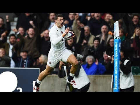 Jonny May Rugby Tribute (HD)