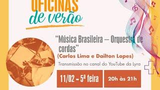Música Brasileira Orquestra De Cordas Youtube
