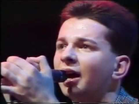 Depeche Mode - Leave In Silence (live @ The Tube 1982)
