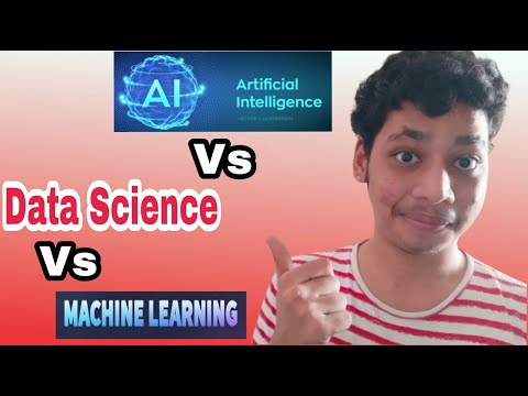 Artificial Intelligence (AI) vs Machine Learning vs Deep Learning vs Data Science | AI VS ML VS DL