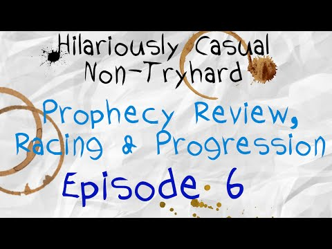 HCNT Podcast - Ep. 6: Prophecy Review, Racing & Progression - Path of Exile
