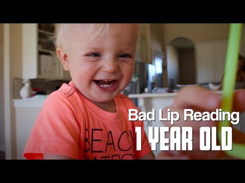 Bad lip reading 6 year old