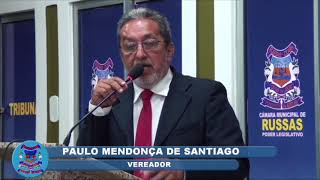 Paulo Santiago pronunciamento 08 08 2018