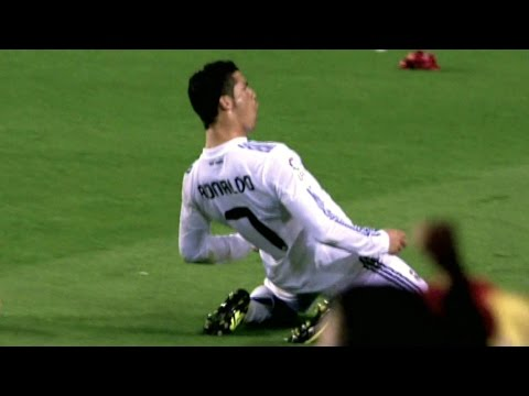Video: Cristiano Ronaldo - Ultimate 'Career Highlight' Montage