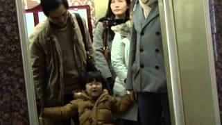 2013 핫초코  미떼 CF 메이킹 동영상
