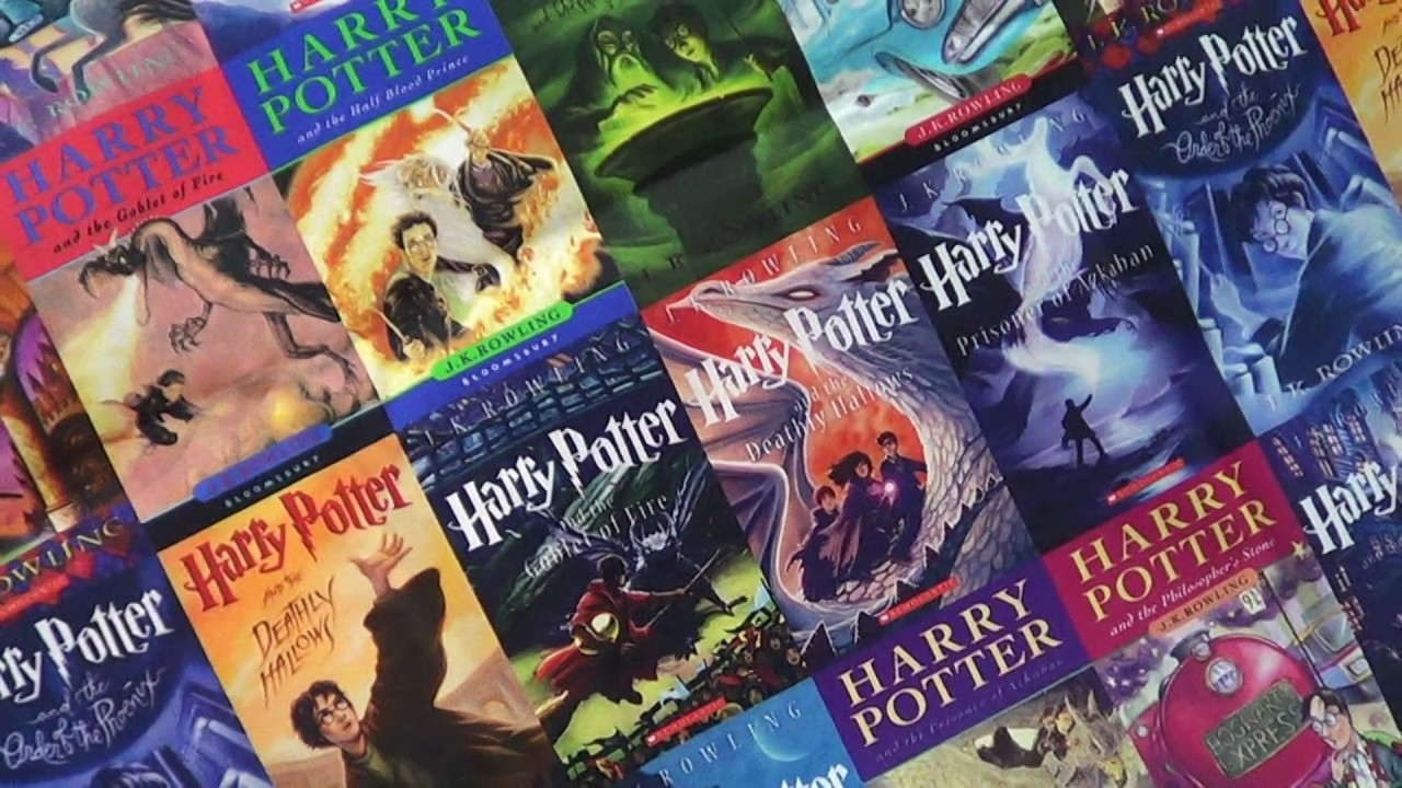 Harry Potter Book Cover Fabric : It s sew creative custom harry potter knit fabric youtube