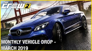 The Crew 2: March Vehicle Drop Trailer | Ubisoft [NA]