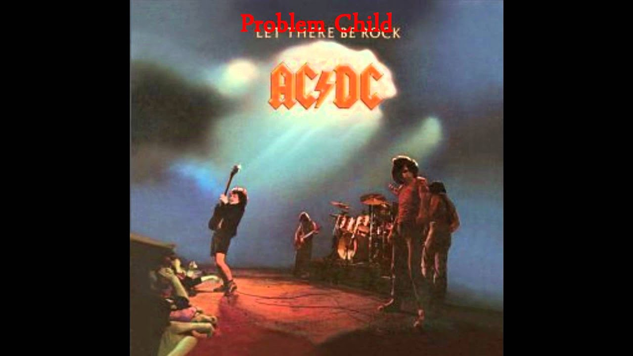 acdc let there be rock album review youtube