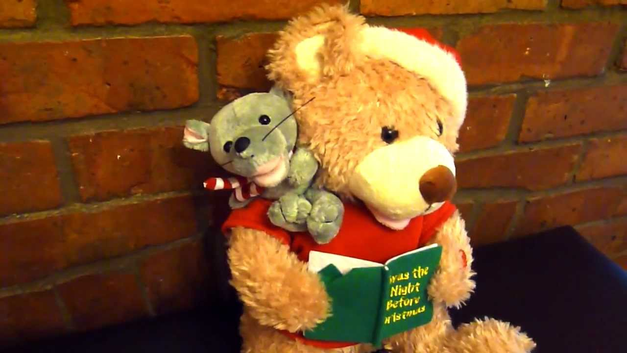 Twas The Night Before Christmas - Barney Bear - YouTube