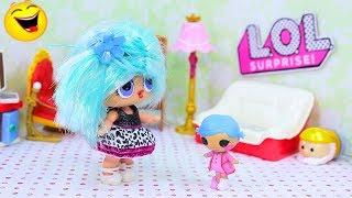 СМЕШНЫЕ Куклы ЛОЛ Сюрприз #39 | Мультики LOL Surpr...
