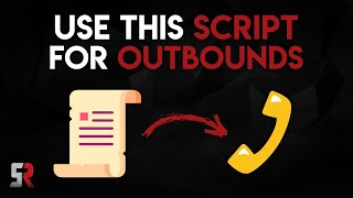 Use This Script For An Outbound Call