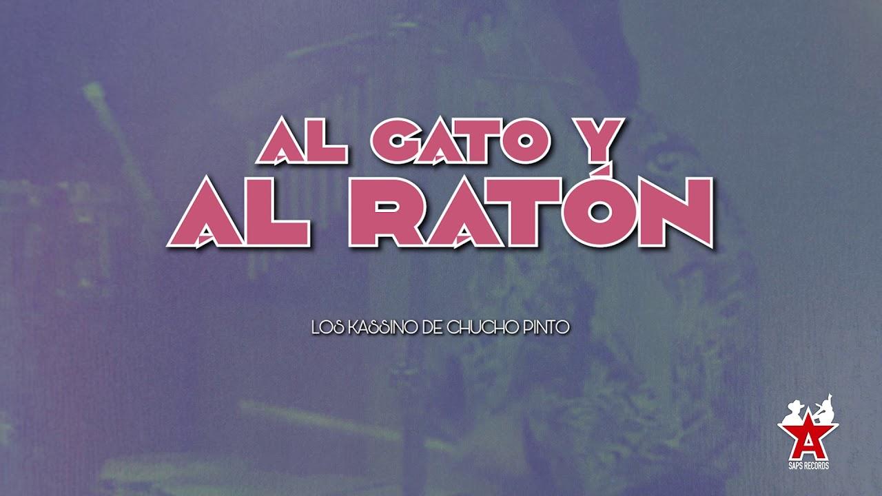 Los Kassino de Chucho Pinto - Al Gato y Al Ratón (Video Lyric)