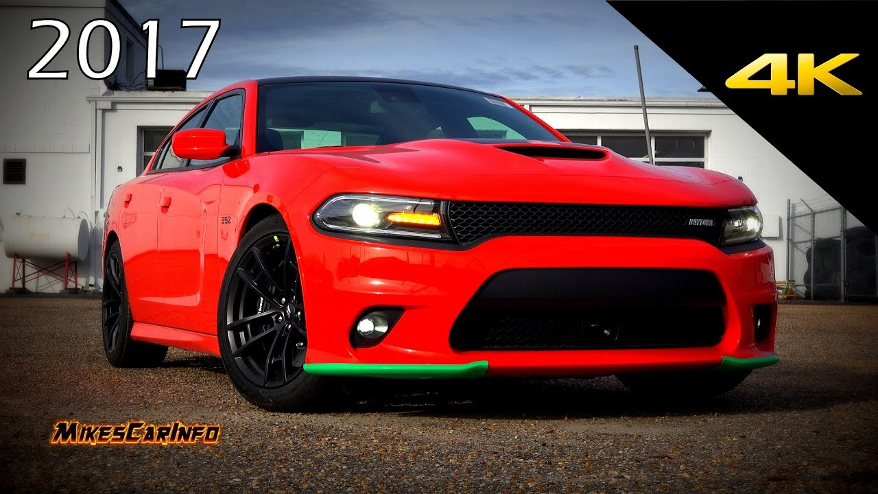 2017 Dodge Charger Daytona 392 Ultimate In Depth Look In