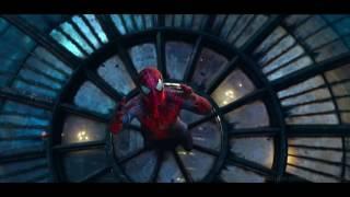 Человек паук против Зелёного Гоблина  Финальная битва  Новый Человек паук  Высокое напряжение