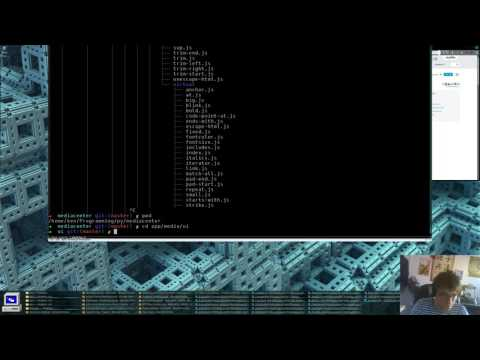 Media Center | Python/Django/JavaScript/ES6 Live Coding - Episode 4