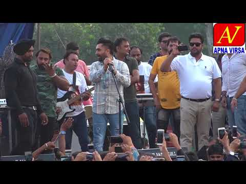 sharry maan live pathankot