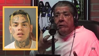 "Lee Asks Joey Diaz About ""No Snitching"" Policies on the Streets"