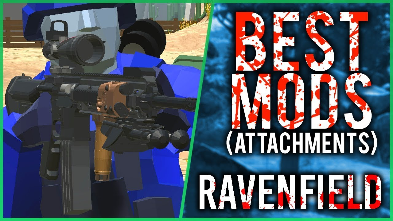 Steam Workshop :: Best Attachment Mods/Most Modular Mods Video