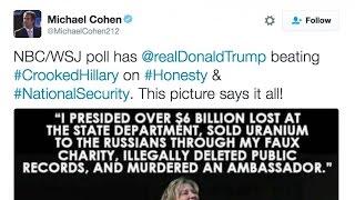 Trump Exec's Tweet: Hillary Clinton 'Murdered An Ambassador'