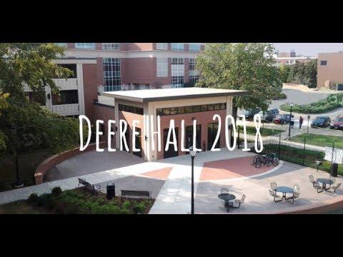 MTSU Deere Hall Dorm Tour 2018