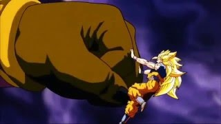 SSJ3 Goku Vs Hirudegarn HD -DBZ wrath of the dragon