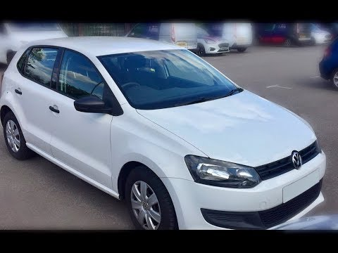 Where is the Paint Code / Colour Code Location on a Volkswagen Polo: 2019 - 2010. All Models
