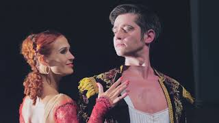 A short clip of the hot ballet