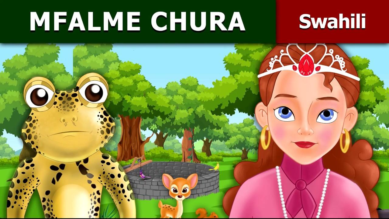 Download Mfalme Chura | Frog Prince | Katuni za Kiswahili | Hadithi za Watoto | Swahili Fairy Tales