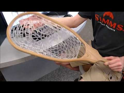 How To Build A Wooden Fly Fishing Net