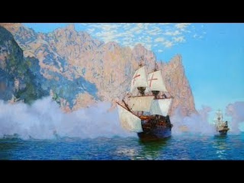 Sir Francis Drake and the Secret Voyage : Documentary on Drake's Around the World Voyage t