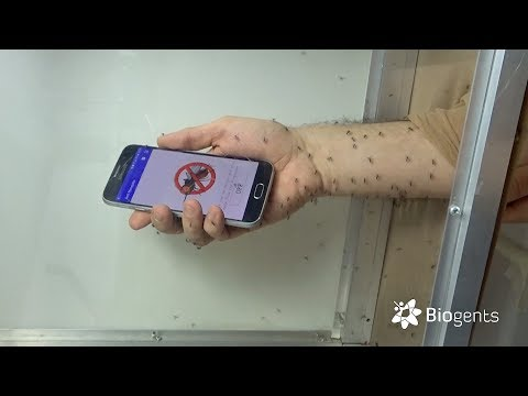Do Ultrasound Mosquito Repellers Work?