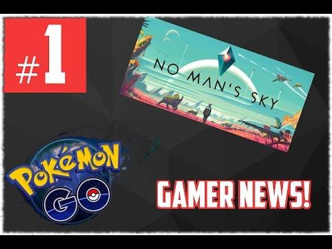POKEMON GO Complaints! NO MAN'S SKY Under INVESTIGATION! - Gamer News!