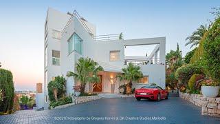 Micro Drone Video Tour 4K I Luxury Property in Marbella