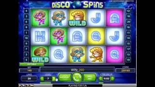Обзор игрового автомата Disco spins - правила и характеристики(Видео обзор азартного игрового автомата Disco spins от клуба азартных игр igrovye-apparaty.co . В данном видео вы узнаете..., 2016-10-04T15:23:34.000Z)