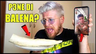 PERSONE FAMOSE DECIDONO COSA MANGIO PER 24H! (feat Fedez, Surry, Klaus, Tommy Cassi)