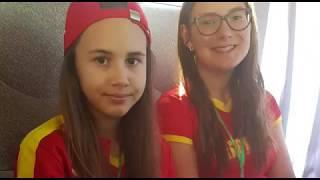 IV Всемирные игры юных соотечественников в Казани. Команда Испании