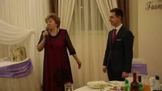 Ведущий Виктор Зуйков отзыв мамы невесты 28 01 2017