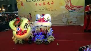 Famous Lion Dance...