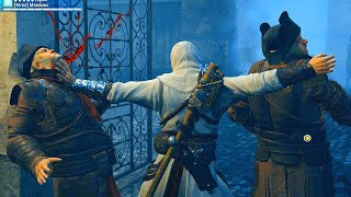 Assassin's Creed Unity Stealth vs Rampage  Catacomb Raider Ultra Settings